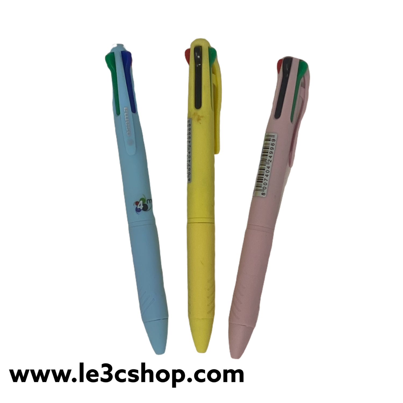 penna 4 colori osama pastel