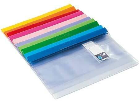 Colourbook Coprimaxi con banda colorata