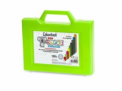 Colourbook regoli colorati