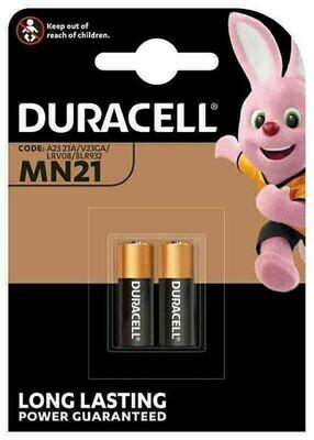 Batteria mn21 duracell