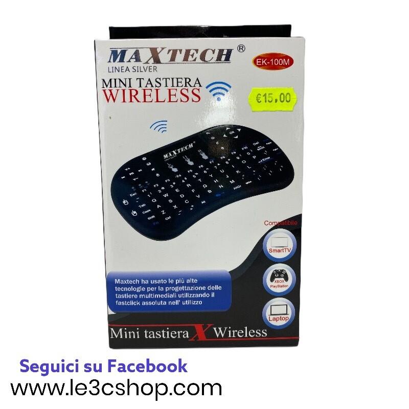 Mini tastiera wifi