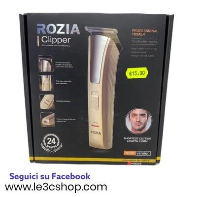 Rasoio Rozia Clipper
