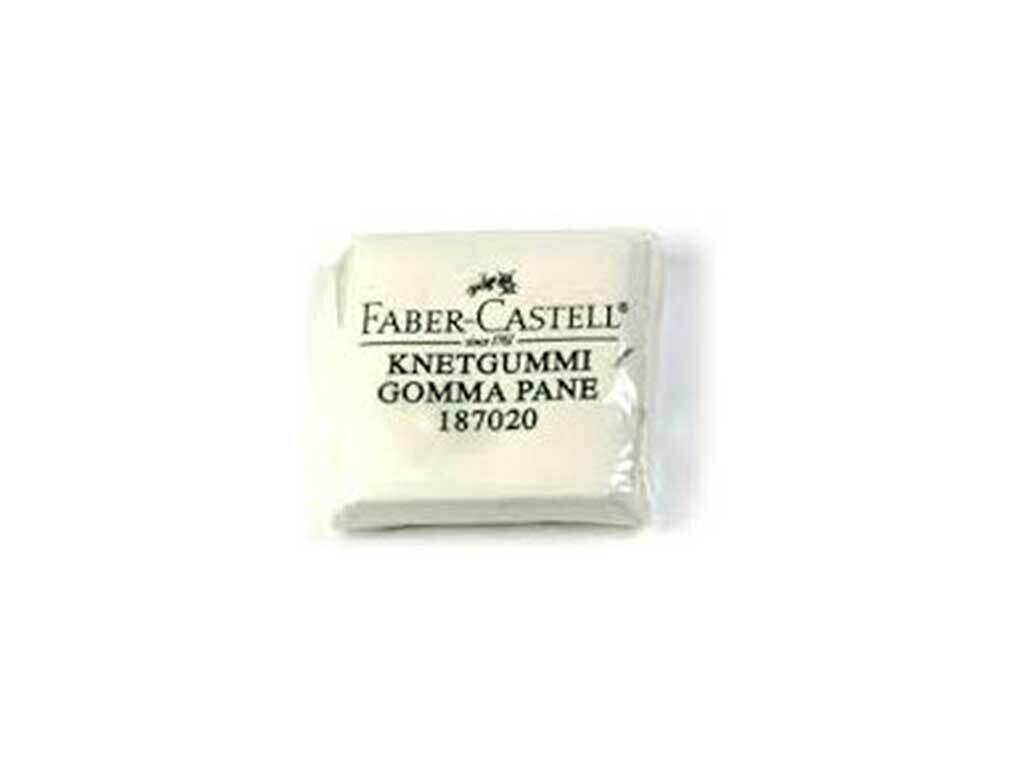 Faber Castell Gomma pane bianca
