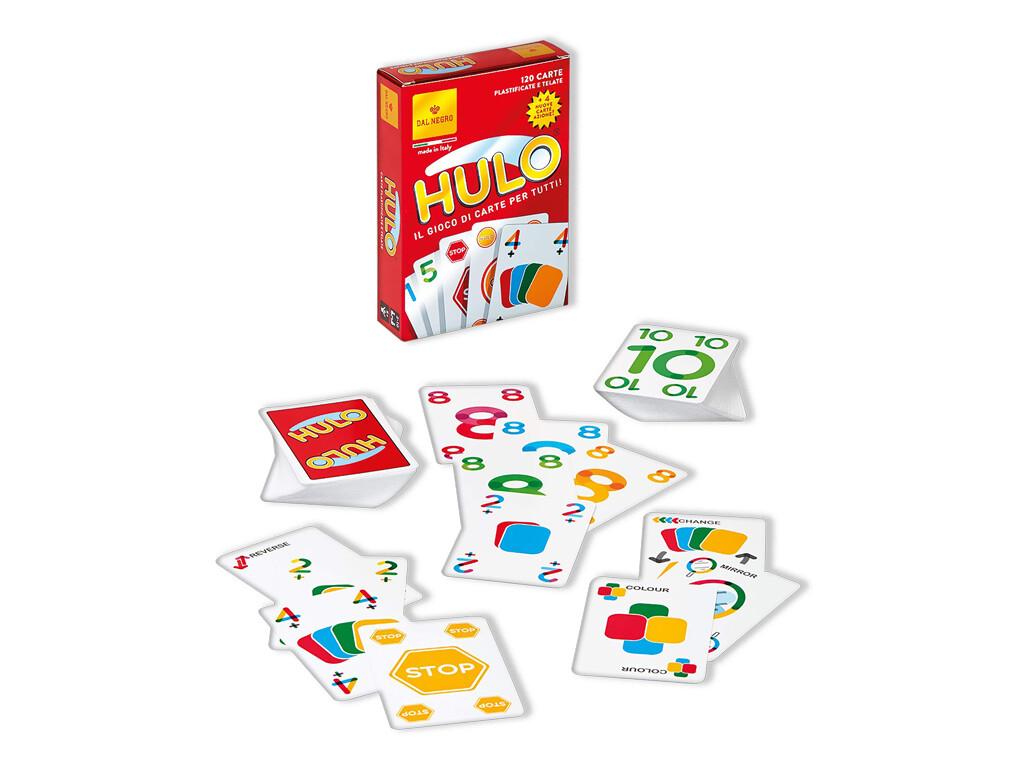 Del Negro Carte da gioco HULO.