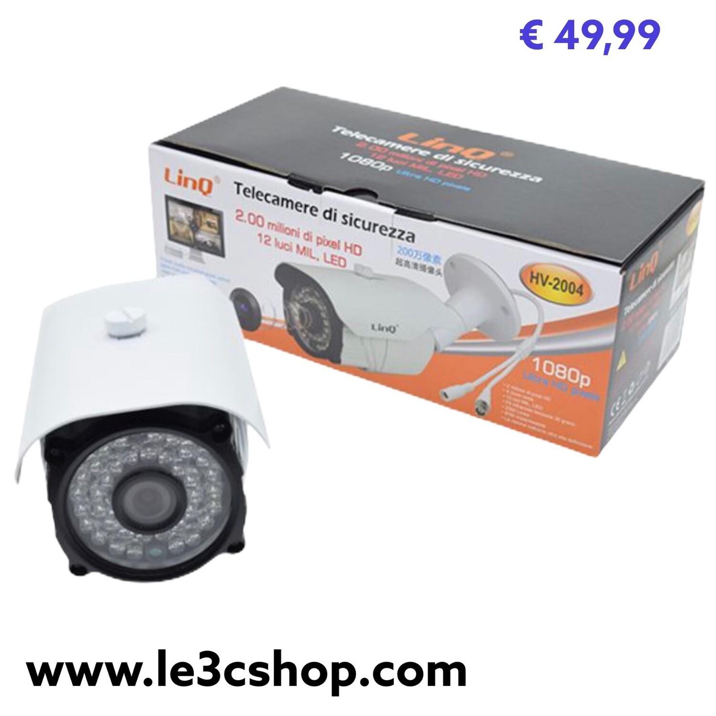 Telecamera 2 Mp Linq Ahd