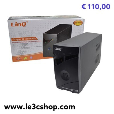 Gruppo Di Continuità Linq 1000va