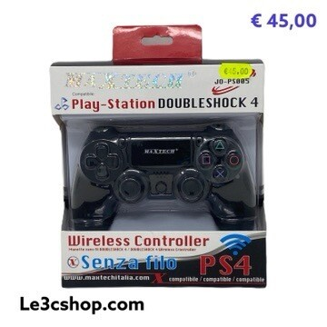 Controller Ps4 Compatibile Maxtech