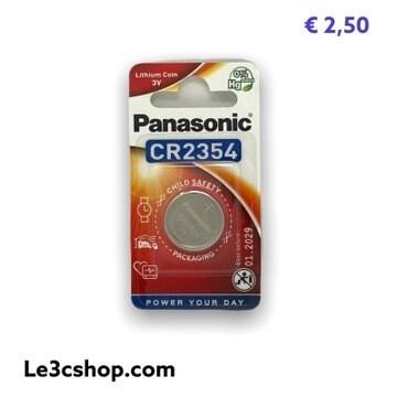 Batteria Panasonic Cr2354
