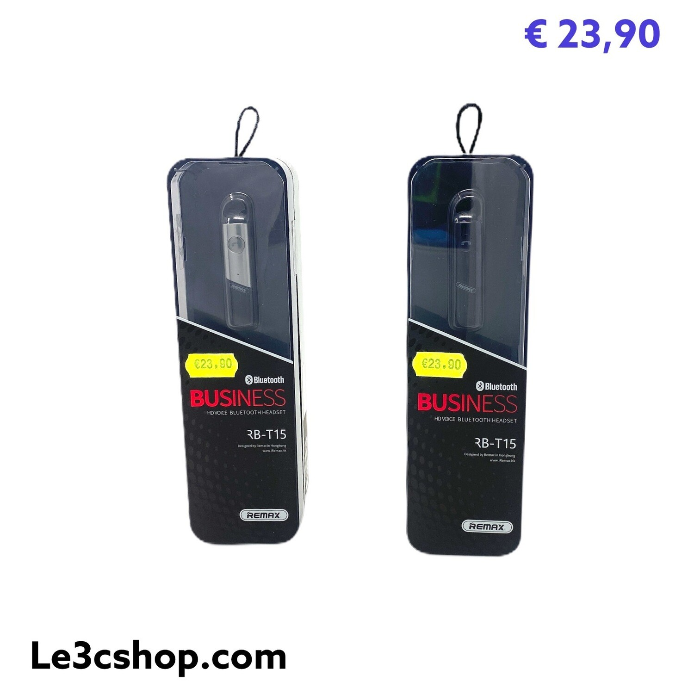 Auricolare Bluetooth Remax Rb T15