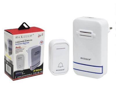 Campanello Wireless Maxtech