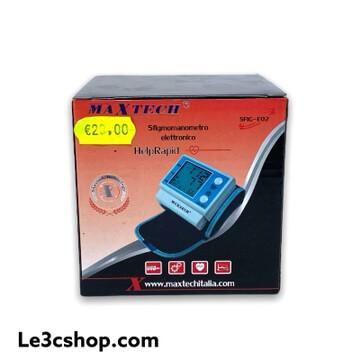Sfigmomanometro elettronico maxtech