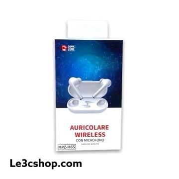 Auricolari Wireless Con Microfono