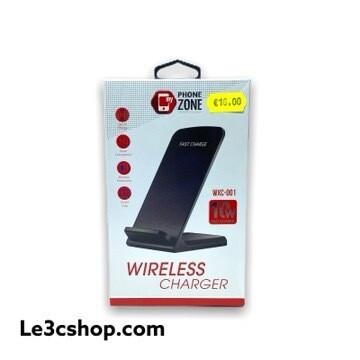 Caricatore Wireless Verticale Bianco