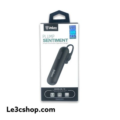 Auricolare Bluetooth Inkax Bl-12