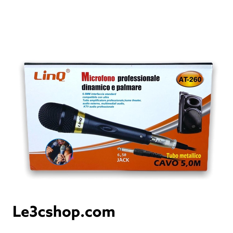 Microfono Professionale Dinamico E Palmare