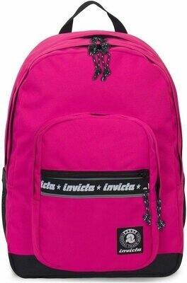 ZAINO INVICTA - JELEK - Shadow Rosa - tasca porta pc padded - 38 LT -