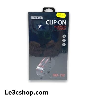 Clip-on Auricolare Bluetooth Remax