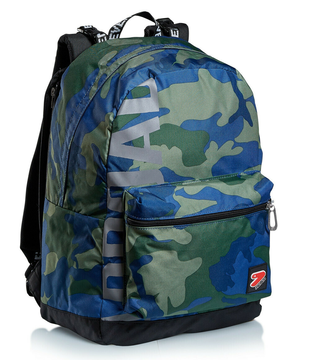 ZAINO Seven® THE DOUBLE - CAMO ROYAL