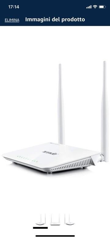 Router 300mbps Tenda
