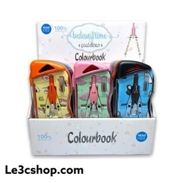 Balastrone Colourbook Pastel
