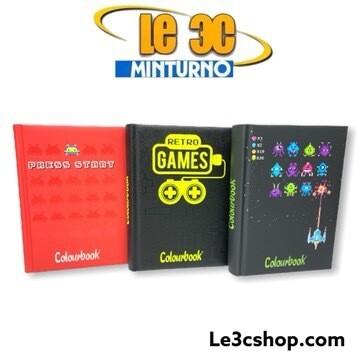 Diario Colourbook Games