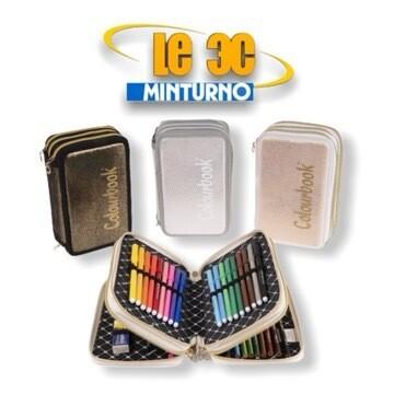 Astuccio Colourbook Brillantinato