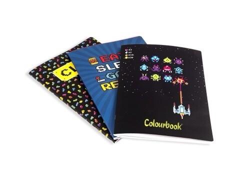 Quaderni Colourbook Gaming