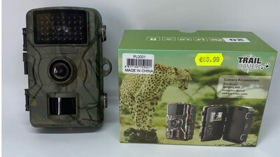 Trail Camera spy a batterie