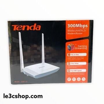 Router tenda 300 mbps