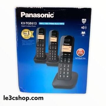 Telefono trio Panasonic
