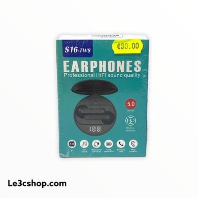 Auricolari Bluetooth s16-tws
