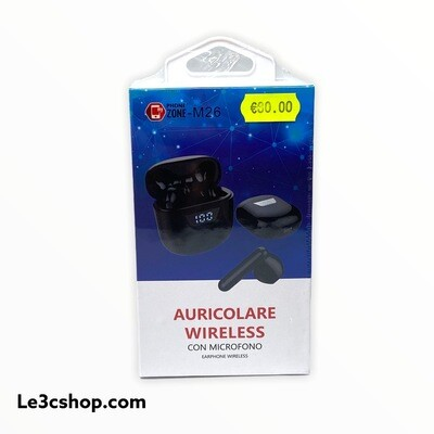 Auricolari Bluetooth m26 phone zone