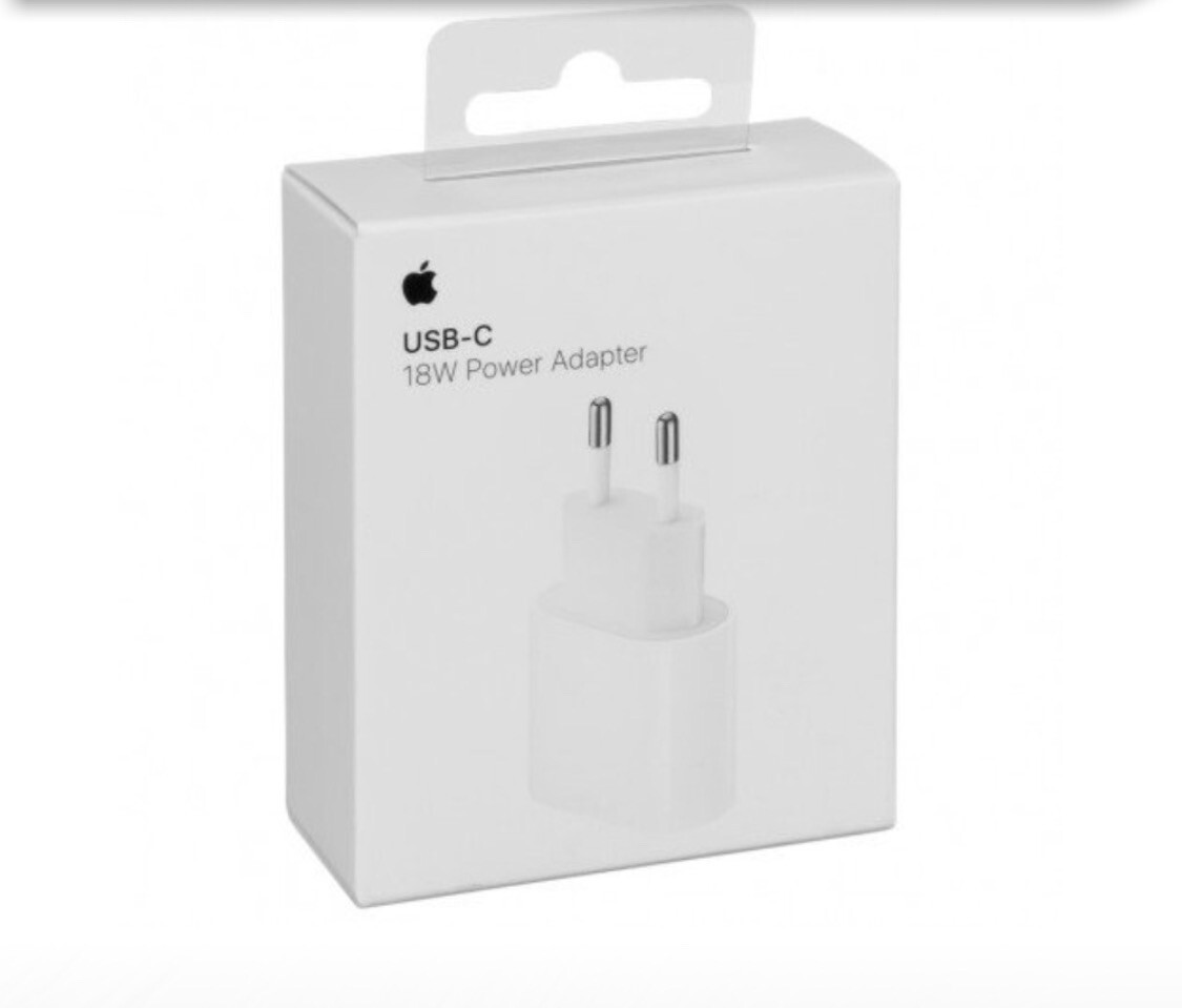 Caricatore Apple 18w power adapter usb-c