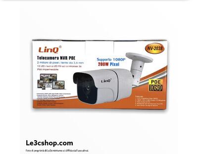 Telecamera Poe Linq