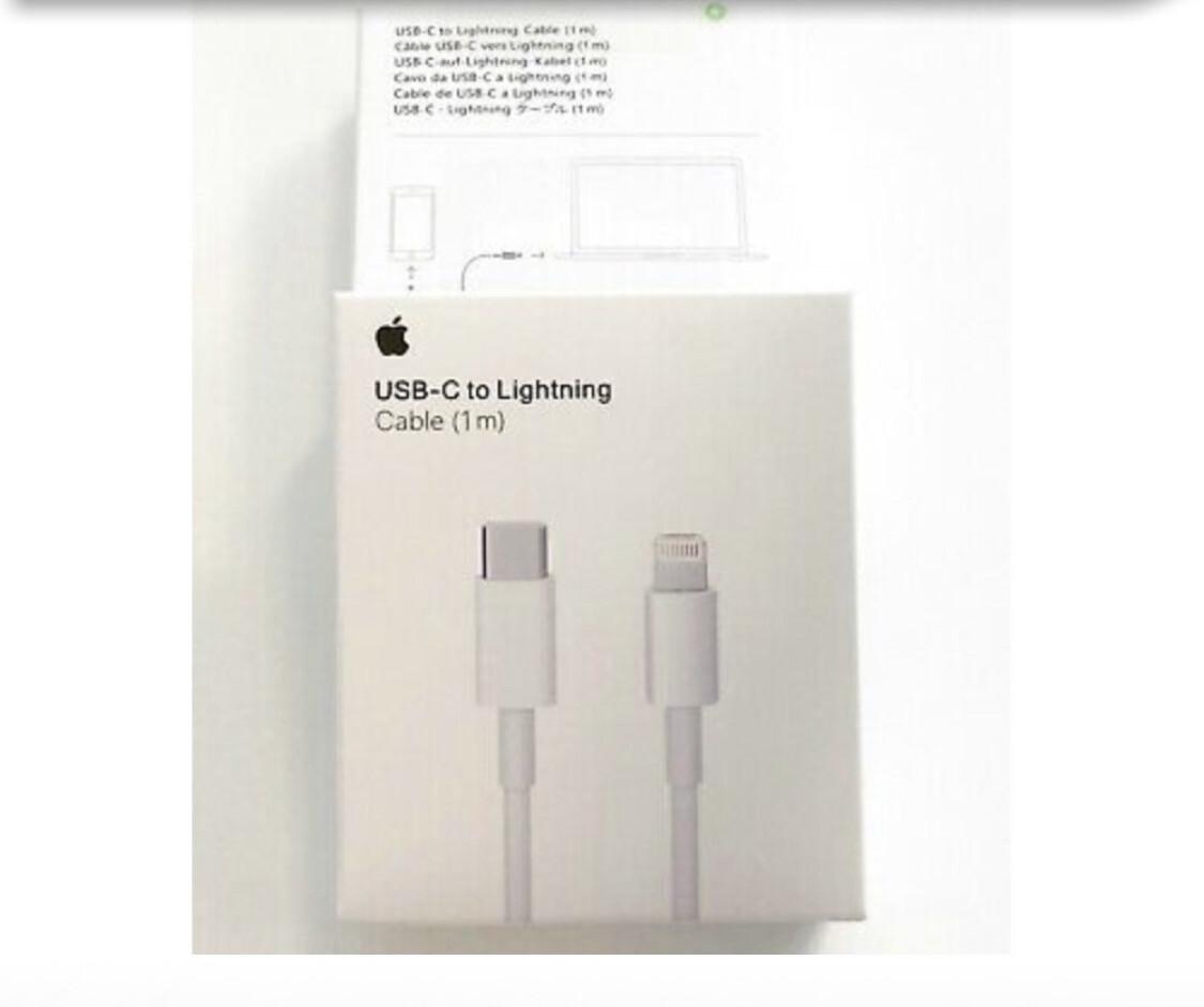 Cavo usb-c Lightning Apple