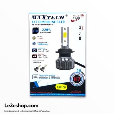 Kit lampadine a Led h4 maxtech