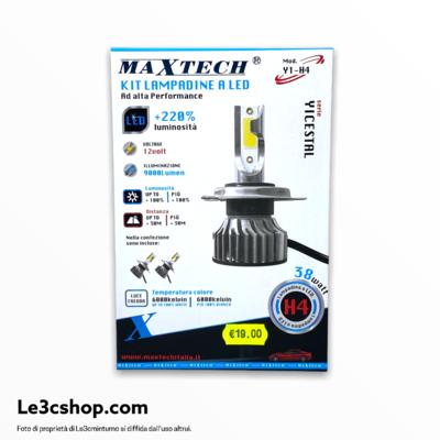 Kit lampadine a Led h7 maxtech