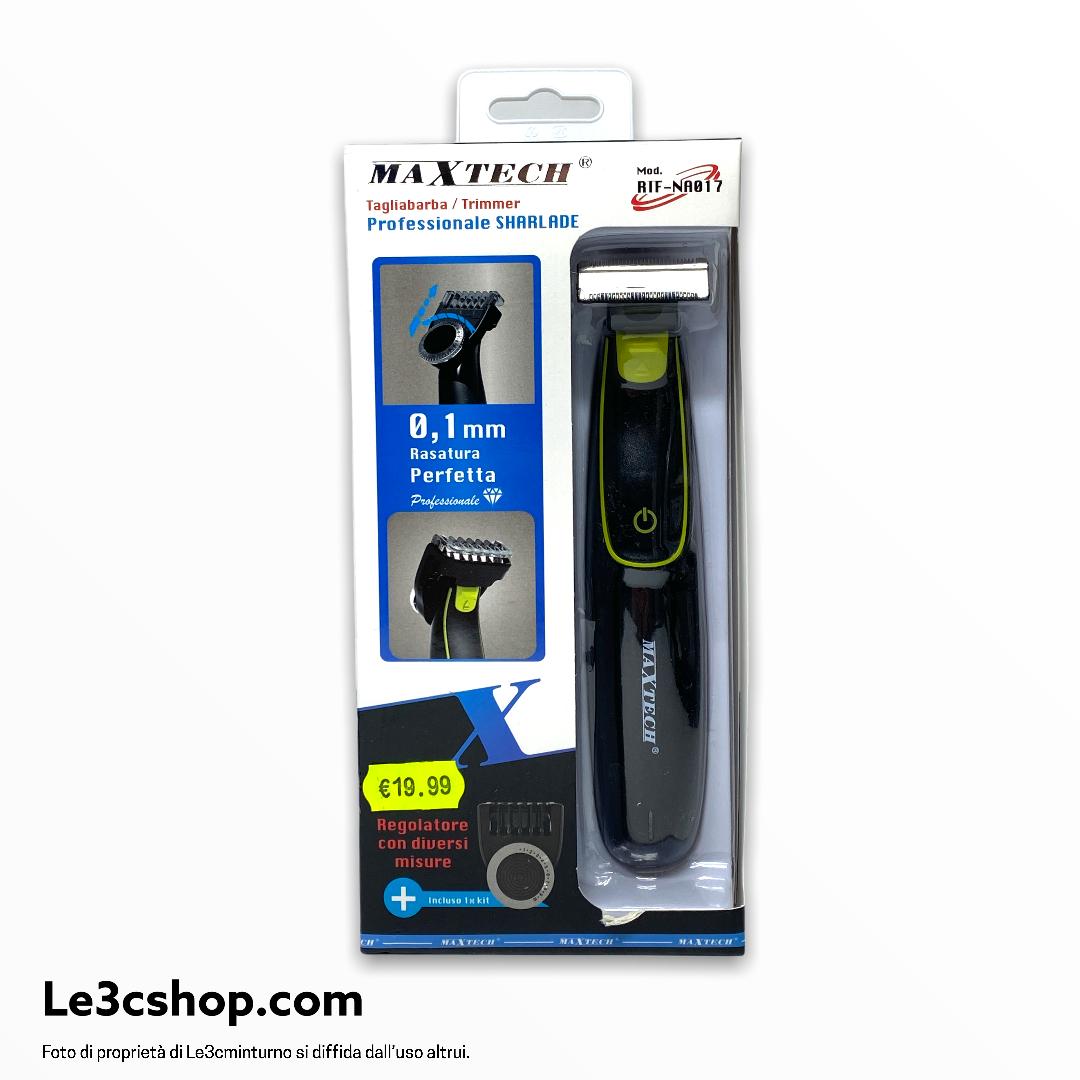 Rasoio professionale sharlade RIF-NA017 Maxtech