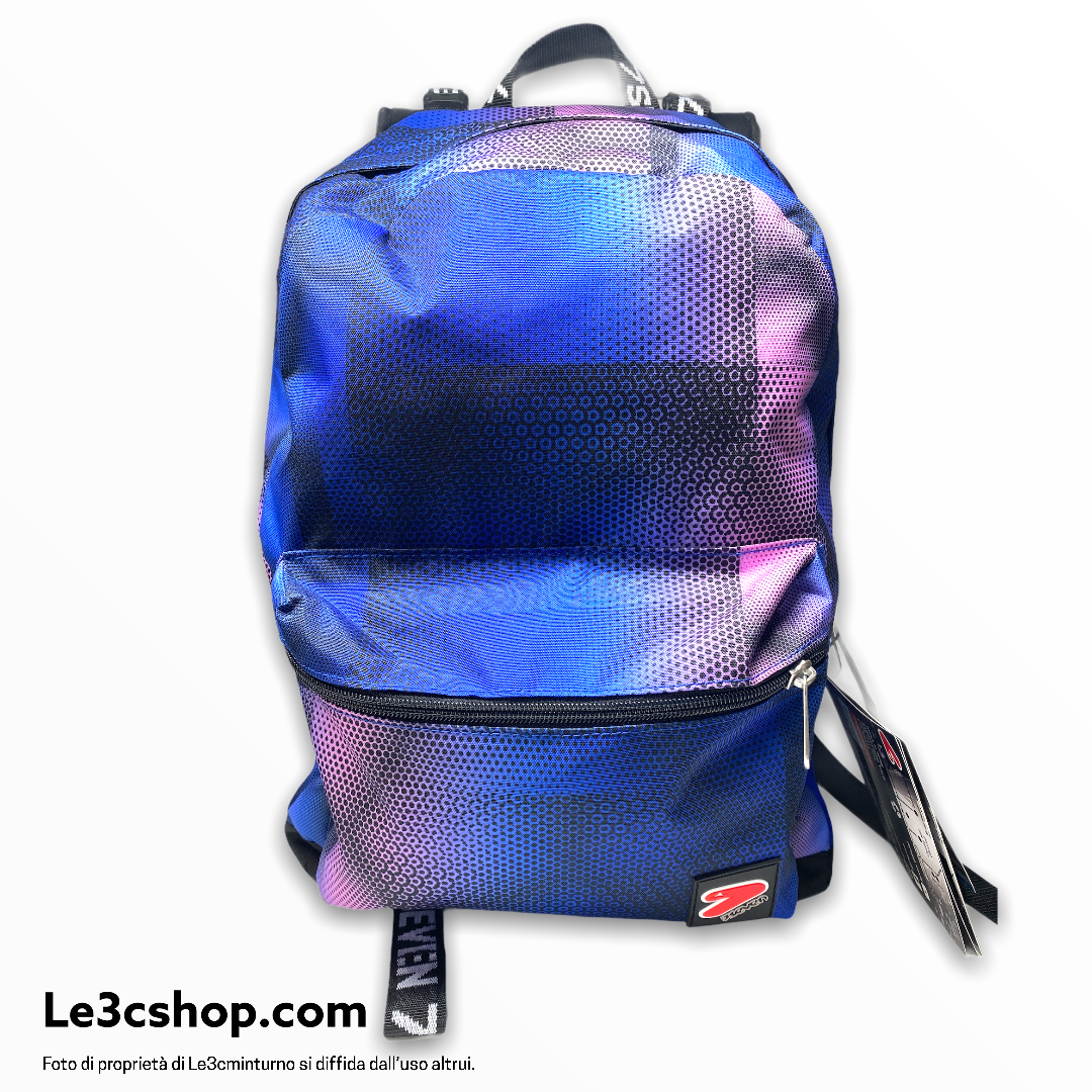 Zaino reversibile backpack Seven cyberspace