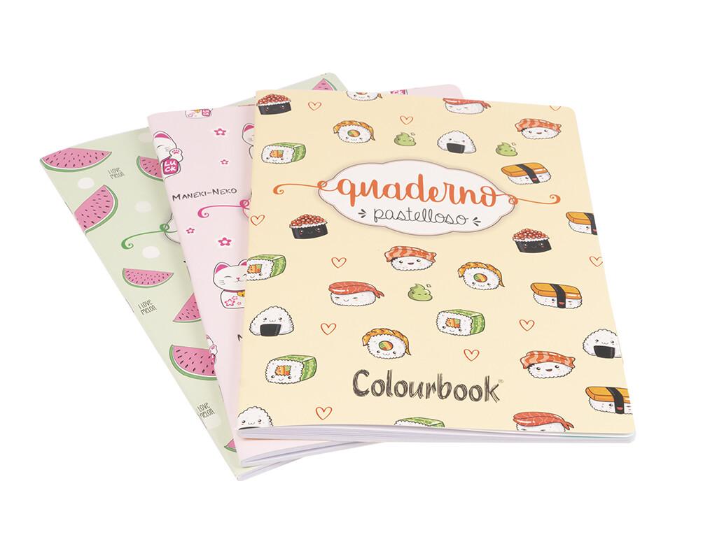 Quaderni Maxi Pastelloso 2020 - 5mm