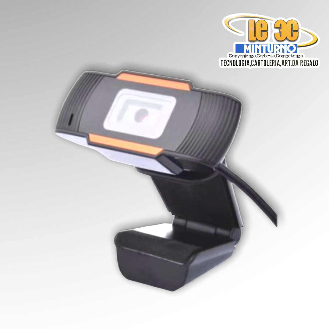 Web camera usb con microfono