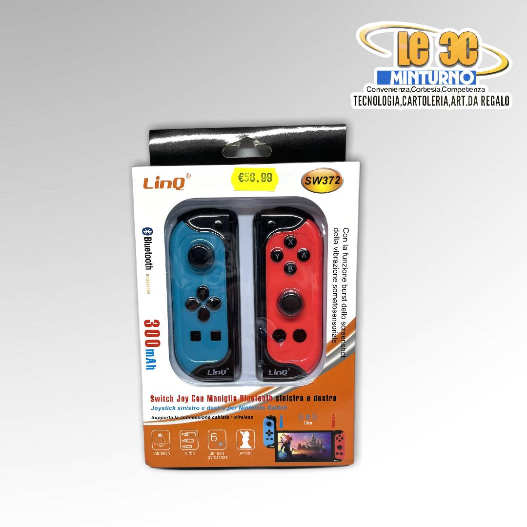 Controller compatibili Nintendo switch linq