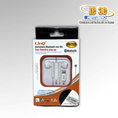 Auricolare Bluetooth con filo Linq