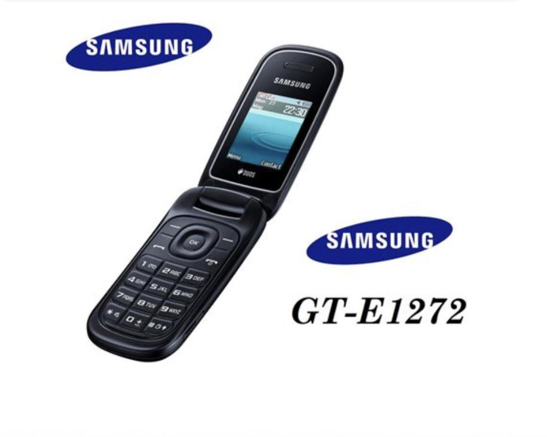 Telefono Samsung GT-E1272 black