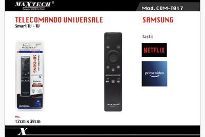 Telecomando smart Samsung compatibile