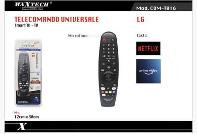 Telecomando smart LG compatibile