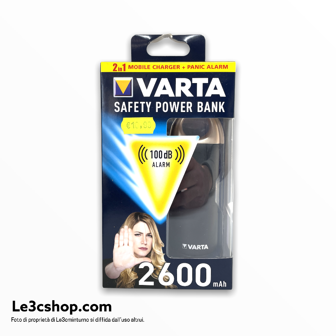 Powerbank Varta safety power bank