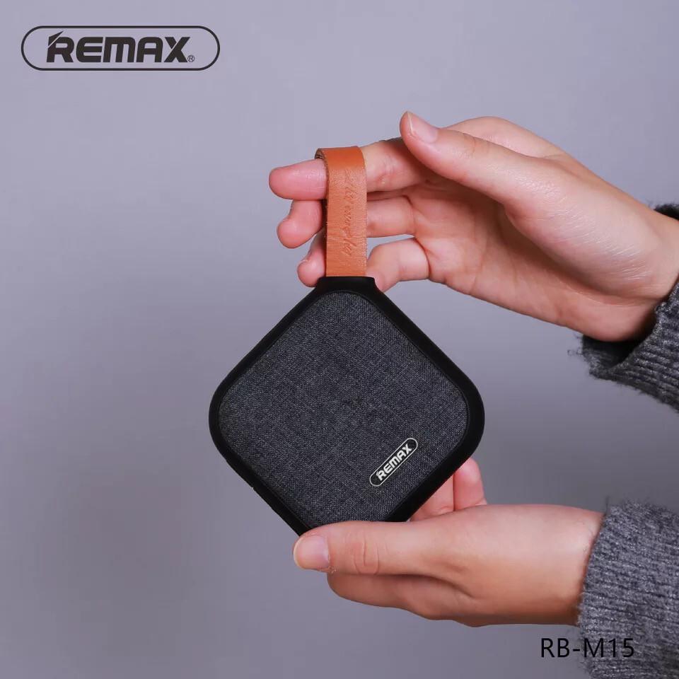 Speaker Remax Rb- M15 Bluetooth