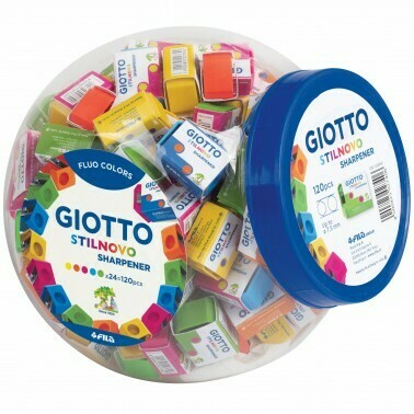 Temperino in plastica Giotto