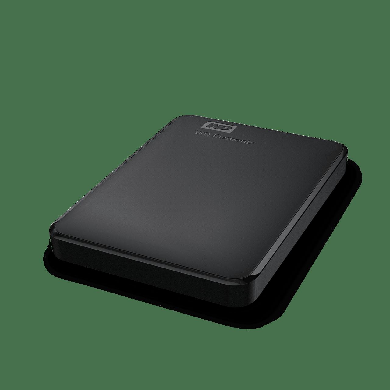 WD Elements 1TB HDD USB3.0 Portable 2.5